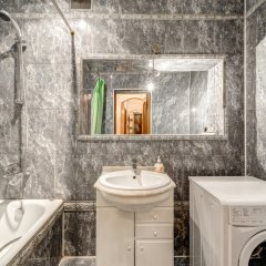 Апартаменты Domumetro Na Akademicheskoj Apartments Москва ванная
