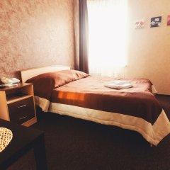 Гостиница Шале на Комсомольском комната для гостей фото 3