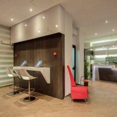 Отель Genius Hotel Downtown Италия, Милан - 5 отзывов об отеле, цены и фото номеров - забронировать отель Genius Hotel Downtown онлайн интерьер отеля фото 2
