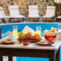 Отель Balsamico Traditional Suites питание