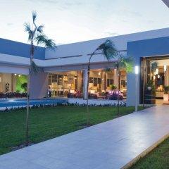 Отель Riu Playacar Плая-дель-Кармен питание