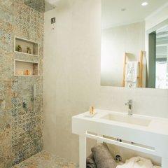 Отель Blue Carpet Luxury Suites Греция, Ханиотис - отзывы, цены и фото номеров - забронировать отель Blue Carpet Luxury Suites онлайн ванная фото 2