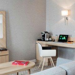 Отель Best Western Premier Louvre Saint Honore удобства в номере фото 2