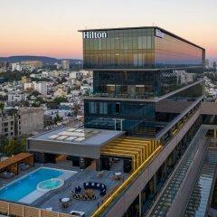 Отель Hilton Guadalajara Midtown Мексика, Гвадалахара - отзывы, цены и фото номеров - забронировать отель Hilton Guadalajara Midtown онлайн балкон
