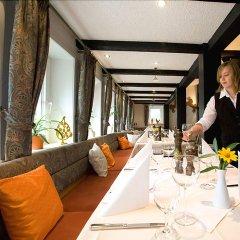 Ferien- und Reitsport Hotel Brunnenhof интерьер отеля