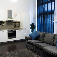 Отель Ricci Apartments Чехия, Прага - отзывы, цены и фото номеров - забронировать отель Ricci Apartments онлайн комната для гостей фото 4