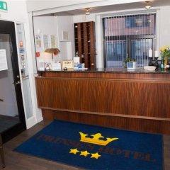 Отель Prinsen Hotel Дания, Алборг - отзывы, цены и фото номеров - забронировать отель Prinsen Hotel онлайн интерьер отеля