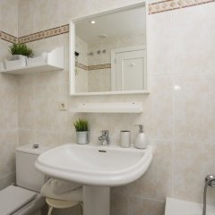 Отель SingularStays Borja Испания, Валенсия - отзывы, цены и фото номеров - забронировать отель SingularStays Borja онлайн ванная фото 2