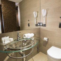 Отель Best Western Hotel City Италия, Милан - 1 отзыв об отеле, цены и фото номеров - забронировать отель Best Western Hotel City онлайн ванная фото 2