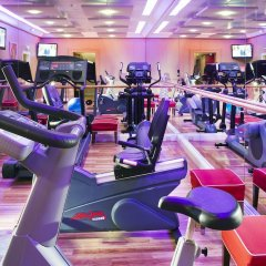 Paris Marriott Champs Elysees Hotel Париж фитнесс-зал