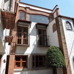 Отель Casa Coyoacan Мехико фото 4