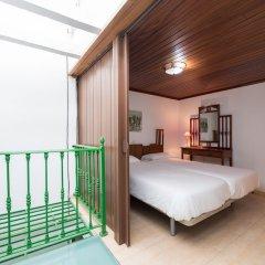 Отель Apartamentos Mirador De La Catedral Лас-Пальмас-де-Гран-Канария балкон