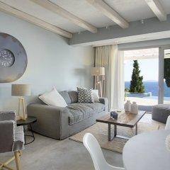 Отель Porto Carras Villa Kalyva Mare комната для гостей фото 5