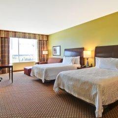Отель Hilton Garden Inn Ottawa Airport Канада, Оттава - отзывы, цены и фото номеров - забронировать отель Hilton Garden Inn Ottawa Airport онлайн комната для гостей фото 3