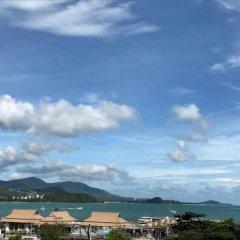 Отель Sunset Inn пляж фото 2
