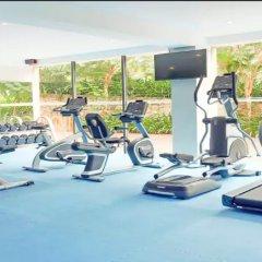 Отель Melia Danang фитнесс-зал фото 3