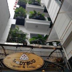 Отель Ladybug Boutique Villa балкон фото 2