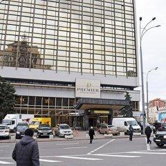 Гостиница Лыбидь Киев парковка