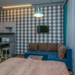 Апарт-Отель Комфорт 3* Стандартный номер фото 27