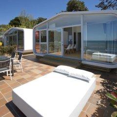 Отель Camping Bayona Playa Испания, Байона - отзывы, цены и фото номеров - забронировать отель Camping Bayona Playa онлайн бассейн