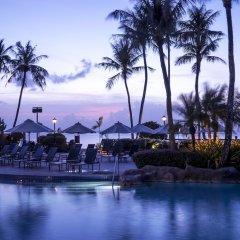 Отель Hyatt Regency Guam Гуам, Тамунинг - отзывы, цены и фото номеров - забронировать отель Hyatt Regency Guam онлайн бассейн фото 3