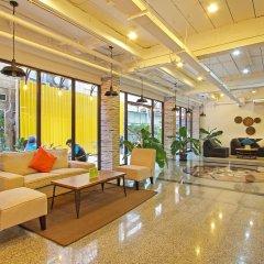 Отель D Varee Xpress Pula Silom интерьер отеля фото 2
