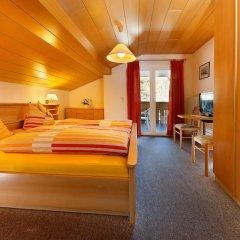 Отель Gasthof Zum Grünen Baum Италия, Лана - отзывы, цены и фото номеров - забронировать отель Gasthof Zum Grünen Baum онлайн комната для гостей фото 3