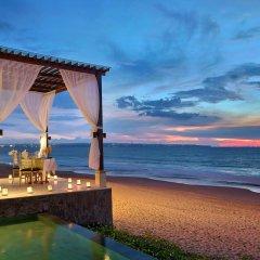 Отель The Seminyak Beach Resort & Spa пляж фото 2