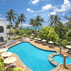 Отель Sheraton Samui Resort бассейн фото 2
