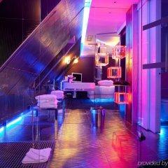 Seven Hotel Paris гостиничный бар