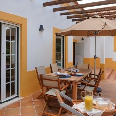 Отель Villa With 4 Bedrooms in Comporta, With Private Pool, Enclosed Garden балкон