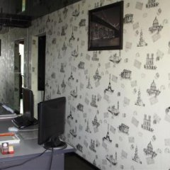 Black Belt Hotel (hostel) Мурманск интерьер отеля фото 3