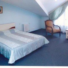 Гостиница Европейский комната для гостей фото 5