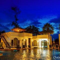 Отель Chalaroste Lanta The Private Resort Ланта бассейн