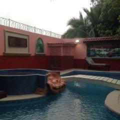 Отель Boutique Posada Las Iguanas Гондурас, Тела - отзывы, цены и фото номеров - забронировать отель Boutique Posada Las Iguanas онлайн бассейн фото 3