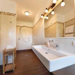 Отель Steinegger Аппиано-сулла-Страда-дель-Вино ванная