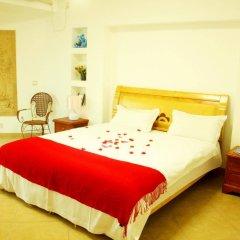 Апартаменты Meteyo Holiday Apartment - Sanya комната для гостей фото 2