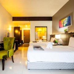 Отель Woraburi The Ritz Паттайя комната для гостей фото 2