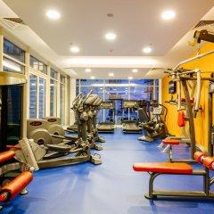Апарт-отель Имеретинский корпус Парковый квартал фитнесс-зал фото 3