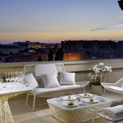 Отель Palazzo Montemartini балкон