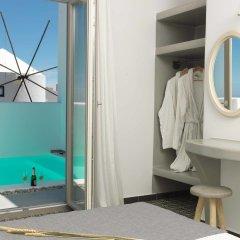 Отель Drops villas Греция, Остров Санторини - отзывы, цены и фото номеров - забронировать отель Drops villas онлайн комната для гостей фото 5