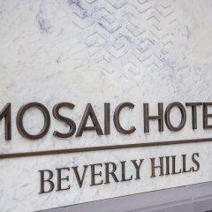 Отель The Mosaic Beverly Hills Беверли Хиллс питание фото 2