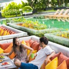 Отель Holiday Inn Bangkok Sukhumvit Бангкок питание фото 2