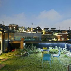 Отель A House Южная Корея, Сеул - отзывы, цены и фото номеров - забронировать отель A House онлайн бассейн