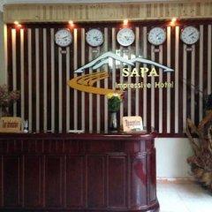 Отель Sapa Impressive Hotel Вьетнам, Шапа - отзывы, цены и фото номеров - забронировать отель Sapa Impressive Hotel онлайн интерьер отеля фото 2