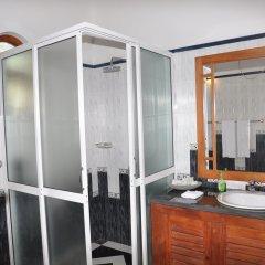Отель Warahena Beach Hotel Шри-Ланка, Бентота - отзывы, цены и фото номеров - забронировать отель Warahena Beach Hotel онлайн ванная