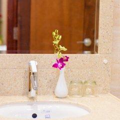 Отель Calm Seas Нячанг ванная
