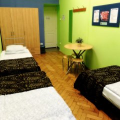 Budapest Budget Hostel комната для гостей фото 5