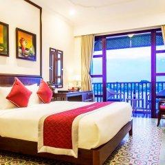 Lantana Hoi An Riverside Boutique Hotel комната для гостей фото 3