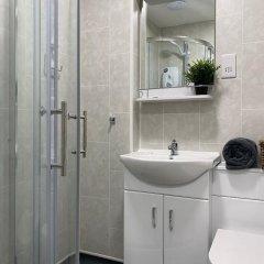 Отель Seafield Seafront Apartments Великобритания, Хов - отзывы, цены и фото номеров - забронировать отель Seafield Seafront Apartments онлайн ванная